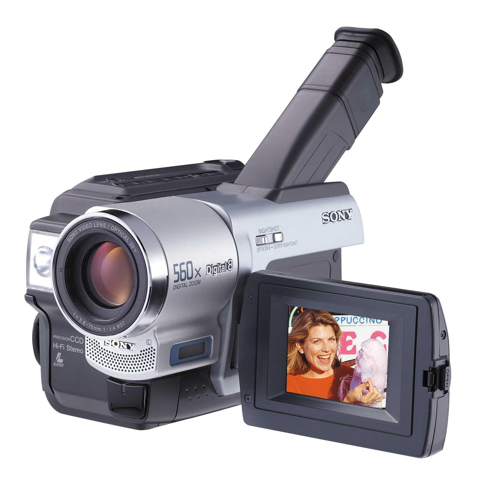 Инструкция пользователя видеокамеры sony