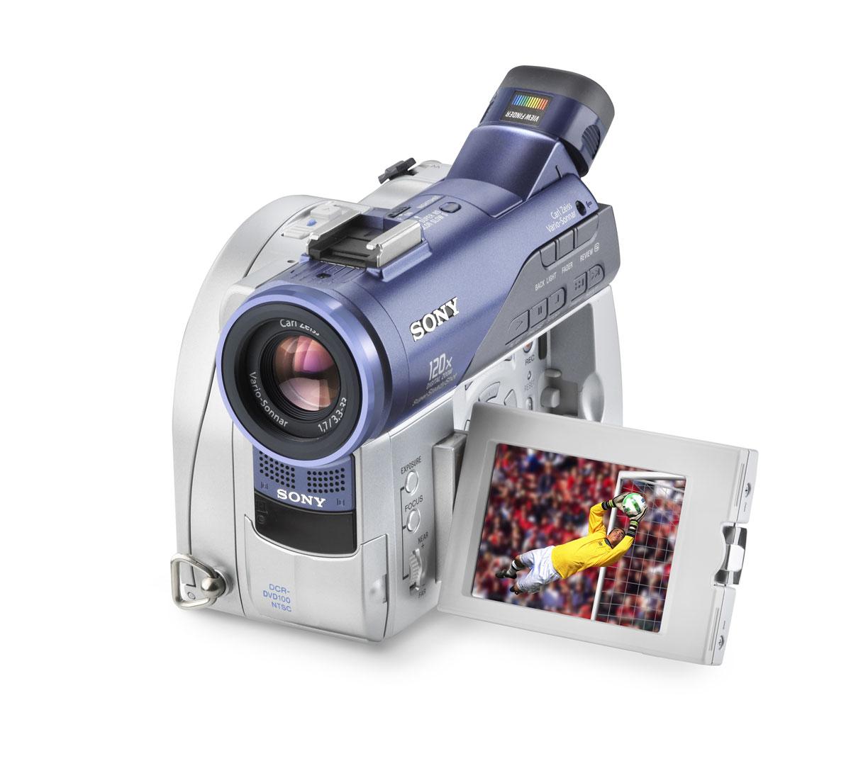 Ремонт видеокамеры sony handycam